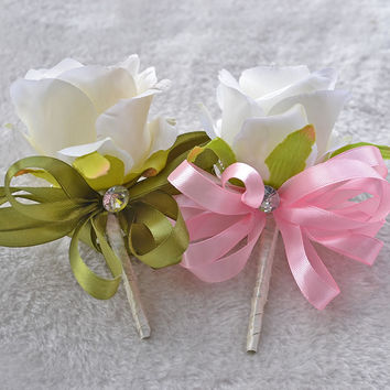 Boutonnieres for Groom or Groomsmen