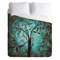 Madart Inc. Romantic Evening Duvet Cover