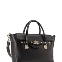 "Versace - Deer ""Signature"" Icon Large Tote"