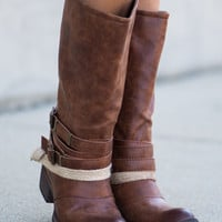 The Andi Boot, Cognac