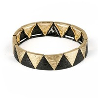 Aztec Edge Bracelet | Trendy Jewelry at Pink Ice