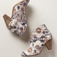 Highway Rambler Booties by 67 Collection Grey Motif