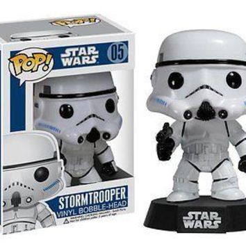 Funko Pop Star Wars: Stormtrooper Vinyl Figure