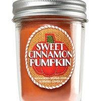 Medium Candle Sweet Cinnamon Pumpkin