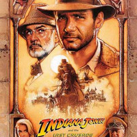 Indiana Jones Last Crusade Movie Poster 11x17