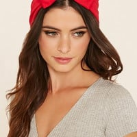 Bow-Front Headwrap