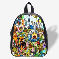 Adventure Time Character for School Bag, School Bag Kids, Backpack