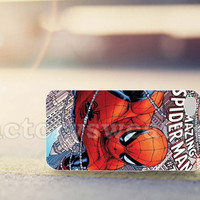 The Amazing Spider-Man - for iPhone 4/4s, iPhone 5/5s/5c, Samsung S3 i9300, Samsung S4 i9500 *factorysweatyes*