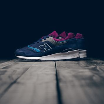 AA HCXX New Balance M997PTB 'Made in U.S.A.' - Navy