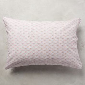 Kerry Cassill Lilac Blossom Shams in Lilac Purple Standard Shams Size Bedding by Anthropologie