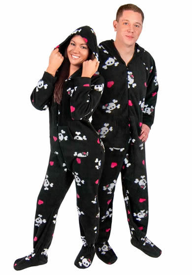 Looking for Adult Footed Onesies? Our unisex and % fleece onesie pajamas come in many colors, styles, sizes & are machine washable!