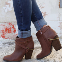 Oxford By Very Volatile {Brown}
