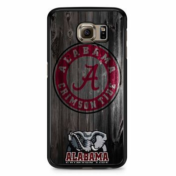 Alabama Crimson Tide Samsung Galaxy S6 Edge Plus Case