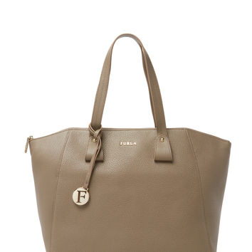 Furla Women's Tallin Large Tote - Grey