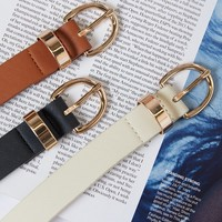 Plus Size Keeping It Simple Belt