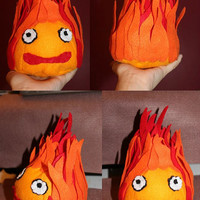 Clacifer Plush from How's Moving Castle