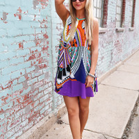 Casablanca Shift Dress