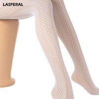 New LASPERAL Tights Women Hollow Out Fishnet Sexy Stockings Tights Party Club Slimming Pantyhose Collant Femme