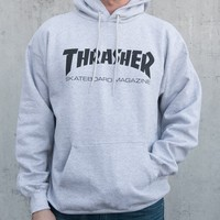 Thrasher Magazine Shop - Thrasher Skate Mag Hood