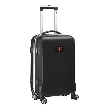 Texas A&M Aggies Luggage Carry-On  21in Hardcase Spinner 100% ABS