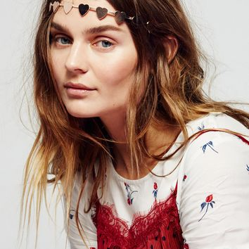 Free People Got Heart Headband