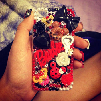 Barbie Disney phone case by ivetteelizalde on Etsy