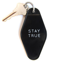 Three Potato Four - GoodLife Key Tags - Stay True