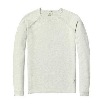 Worn-in Crew Neck Sweater
