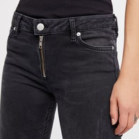 Free People Zip Me Up Skinny