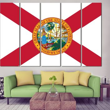 Flag of Florida №835
