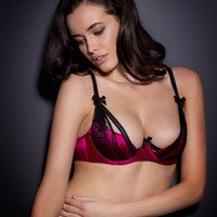 Pink by Agent Provocateur - Dolley Bra
