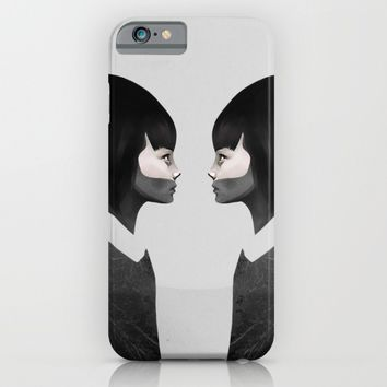 A Reflection iPhone & iPod Case by Ruben Ireland
