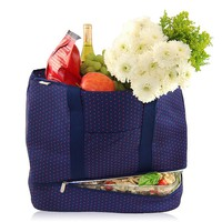 BlueAvocado by Lauren Conrad XO(eco) Polka-Dot Insulated Party Tote (Red)