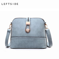Shell Small Handbags New 2017 Fashion Ladies Leather handbag Casual Purse Designer Crossbody Shoulder bag Women Messenger bags