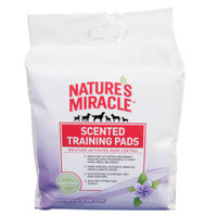 NATURE'S MIRACLE™ Tropical Bloom Scented Dog Training Pads | Potty Training | PetSmart
