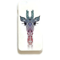 iPhone 6 Case Giraffe Cover Cute iPhone 6 Plus Case Animal Back Cover For iPhone 6 Slim Design Case Giraffe 629
