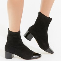 UO Serena Cap Toe Boot | Urban Outfitters