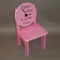 Time Out Chair for Little One | GreatCustomFurniture - Children's on ArtFire