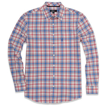 The Wilson Button Down in Shade by Johnnie-O