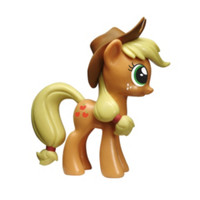 Funko My Little Pony Applejack Vinyl Figure Hot Topic Exclusive