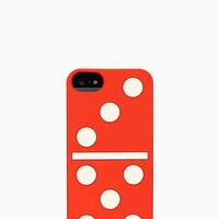 dominos silicone iphone 5 case