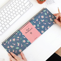 Iconic Weekly Desk Pad v.2  - Organizer