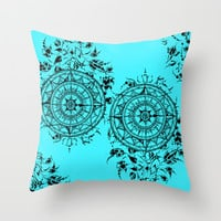Song of Solomon Throw Pillow by anipani