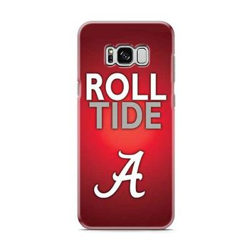 Alabama Crimson Tide roll tide Samsung Galaxy S8 | Galaxy S8 Plus case