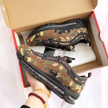 Nike Air Max 97 PREMIU QS Fashionable and casual sports shoes