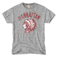 Manhattan Chief Graphic Tee