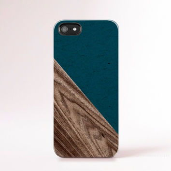 Mens IPhone 6 Case Autumn Colors 5 Wood Print Geometric Cases IPhone4 Pantone