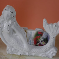 Mermaid Business Card Holder - PICK YOUR COLOR