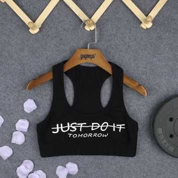 black sports tank top for wome gift 70