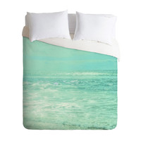 Sand City Surf Duvet Cover